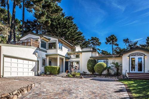Photo of 3075 Sloat Road, Pebble Beach, CA 93953 (MLS # ML81630507)