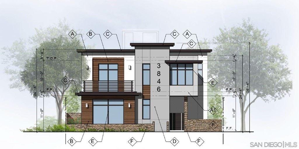 3846 Bentley Ave, Culver City, CA 90232 - MLS#: 200052507