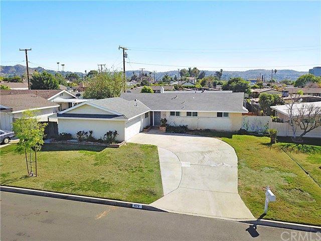 672 E Navilla Place, Covina, CA 91723 - MLS#: CV21035507