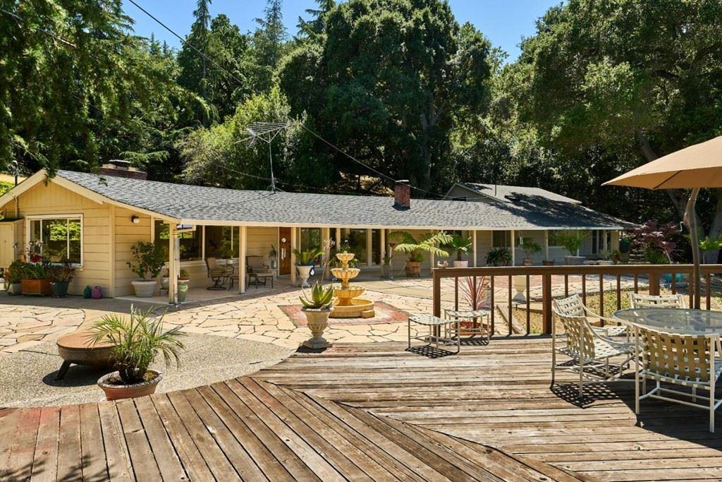25558 Fernhill Drive, Los Altos Hills, CA 94024 - #: ML81845507