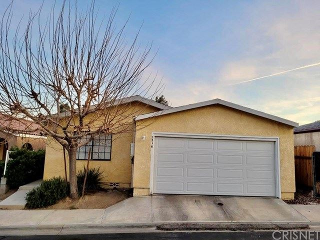 2316 E Valley #VI, Rosamond, CA 93560 - MLS#: SR21010507
