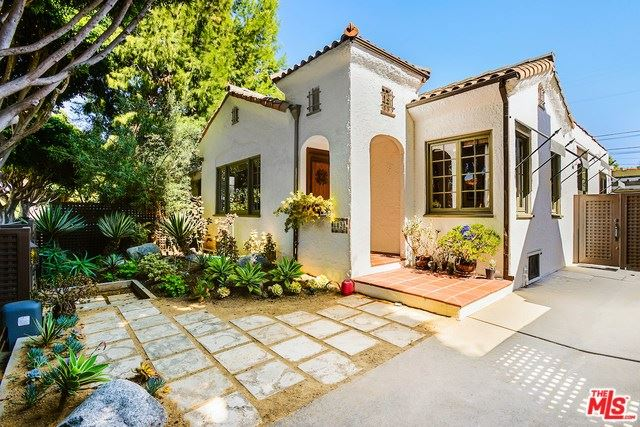 Photo for 8820 ASHCROFT Avenue, West Hollywood, CA 90048 (MLS # 19484508)