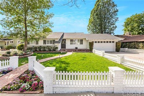 Photo of 7909 Rudnick Avenue, Canoga Park, CA 91304 (MLS # SR21077509)