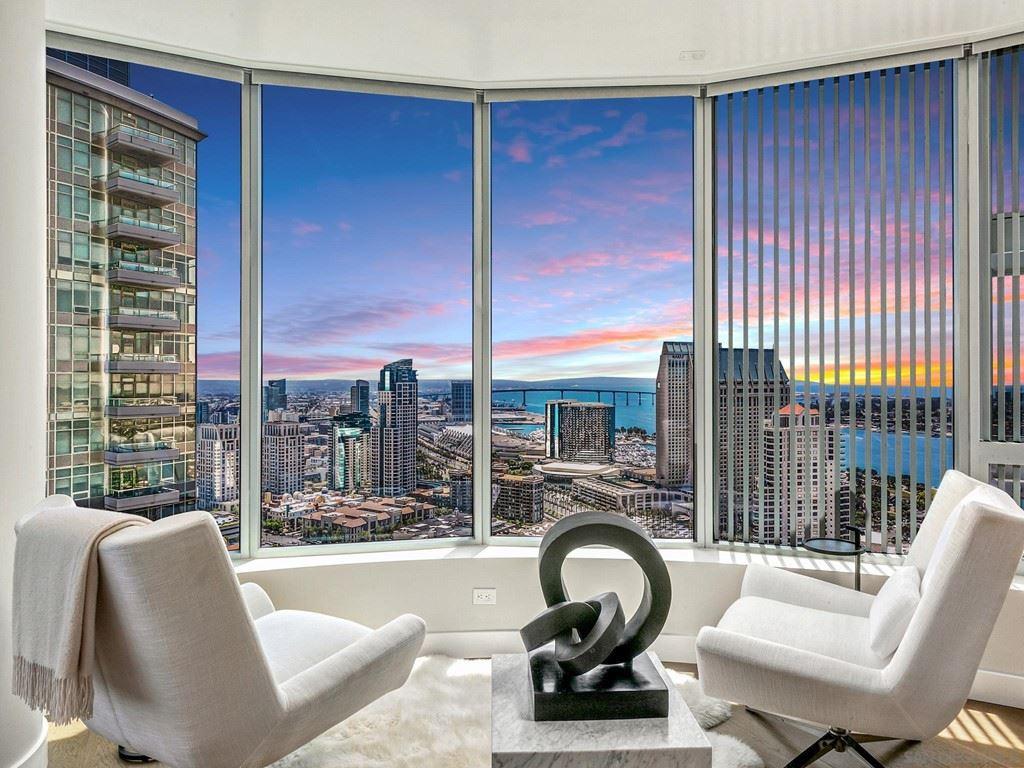 888 W E Street #3804, San Diego, CA 92101 - #: 210012509