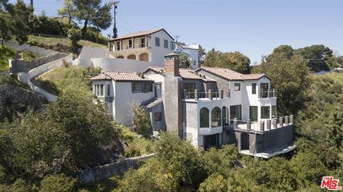 Photo of 1666 SUMMITRIDGE Drive, Beverly Hills, CA 90210 (MLS # 20573510)