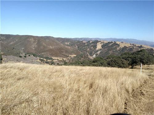 Photo of 0 Autumn/Chimney Canyon Road, Nipomo, CA 93454 (MLS # PI20228510)