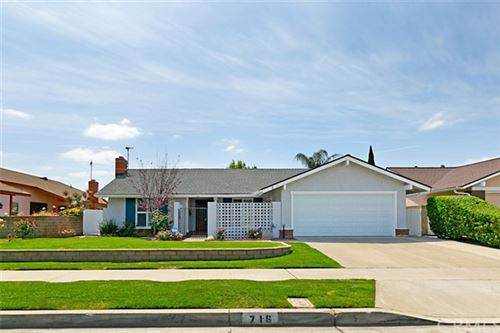 Photo of 716 W Brentwood Avenue, Orange, CA 92865 (MLS # OC21073511)