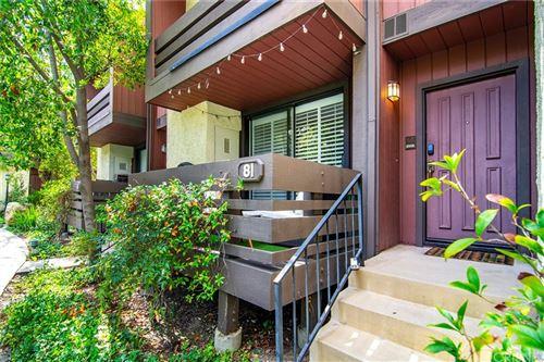 Photo of 21930 Marylee Street #81, Woodland Hills, CA 91367 (MLS # SR21188511)