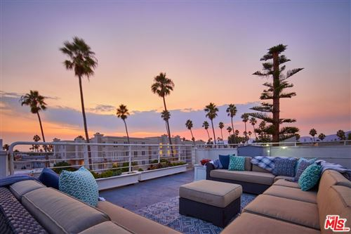 Photo of 401 California Avenue #5, Santa Monica, CA 90403 (MLS # 21788512)