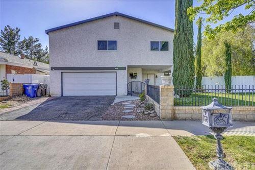 Photo of 22258 Barbacoa Drive, Saugus, CA 91350 (MLS # SR21093512)