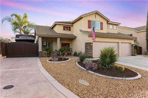 Photo of 27849 Canyon Hills Way, Murrieta, CA 92563 (MLS # SW20228512)
