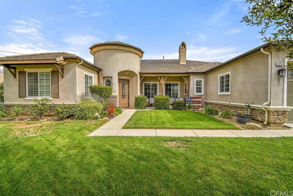 5353 Stoneview Road, Rancho Cucamonga, CA 91739 - MLS#: CV21226512