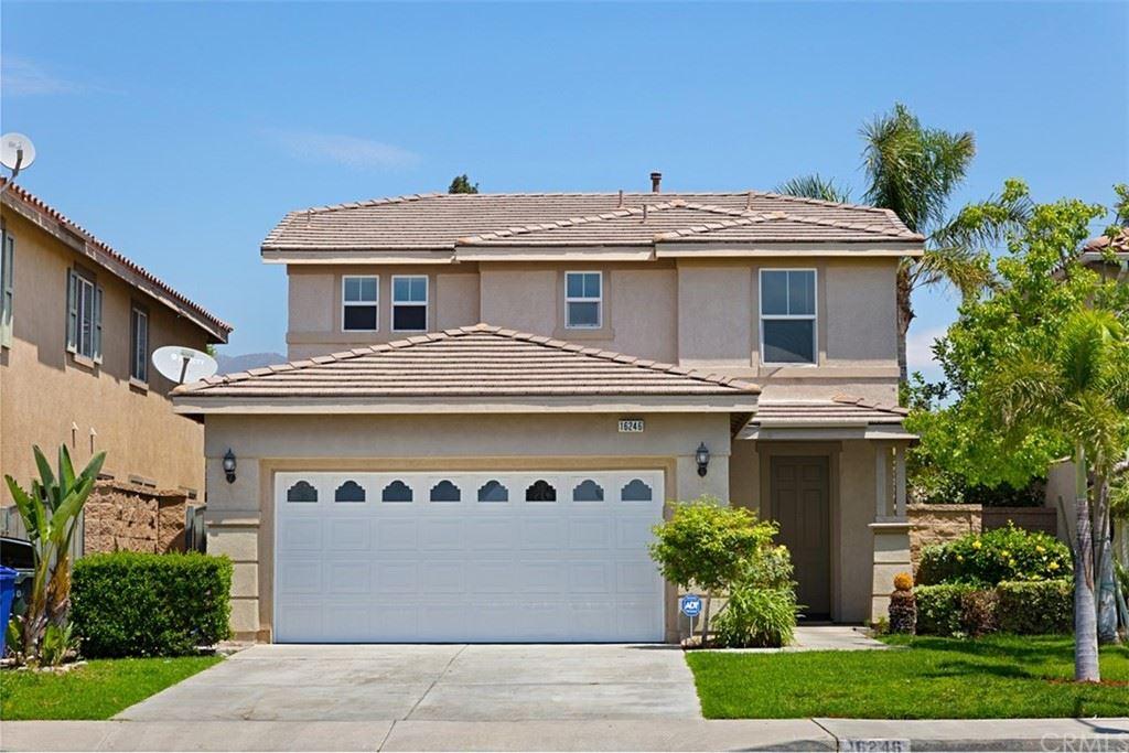 16246 Los Coyotes Street, Fontana, CA 92336 - MLS#: IG21160512