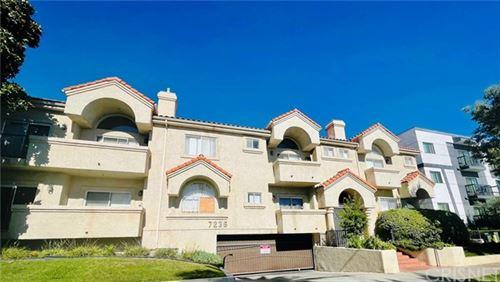 Photo of 7236 Amigo Avenue #113, Reseda, CA 91335 (MLS # SR21128513)