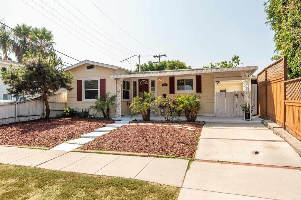 3207 Collier, San Diego, CA 92116 - #: NDP2110513
