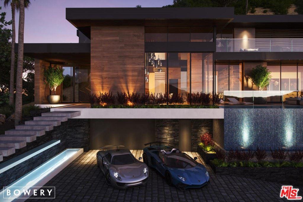 Photo of 1511 Summitridge Drive, Beverly Hills, CA 90210 (MLS # 21715514)