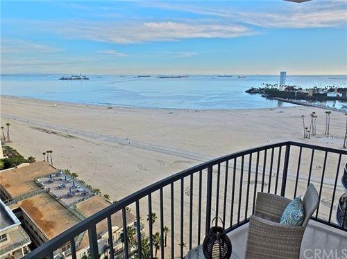 Photo of 850 E Ocean Boulevard #1403, Long Beach, CA 90802 (MLS # PW20086515)