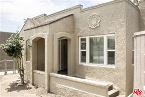 Photo of 4313 MCCONNELL BLVD, Culver City, CA 90066 (MLS # 19476516)