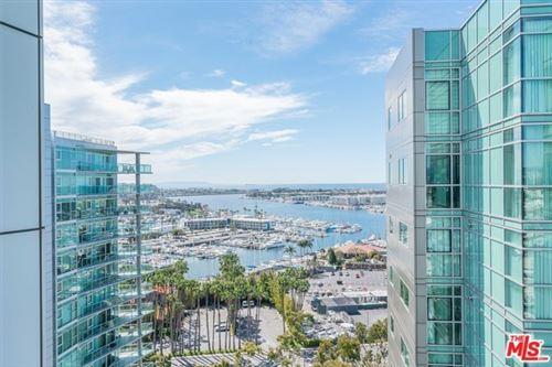 Photo of 13600 MARINA POINTE Drive #1802, Marina del Rey, CA 90292 (MLS # 20568516)