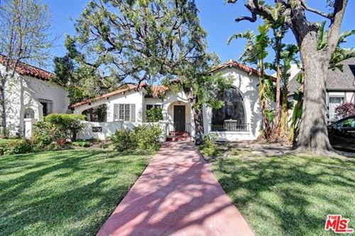 Photo of 147 S POINSETTIA Place, Los Angeles, CA 90036 (MLS # 20569516)