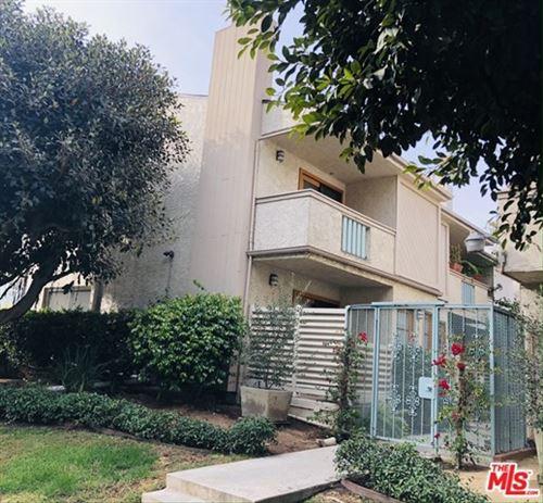 Photo of 2016 Euclid Street #9, Santa Monica, CA 90405 (MLS # 20662516)
