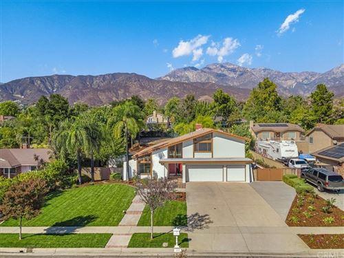 Photo of 313 Revere Street, Upland, CA 91784 (MLS # CV21182516)