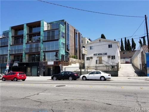 Photo of 1022 N Alvarado Street, Echo Park, CA 90026 (MLS # DW17182516)