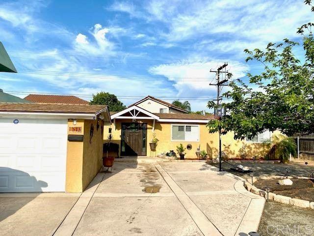 513 Jeffree Street, El Cajon, CA 92020 - MLS#: PTP2104516