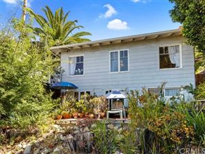 Photo of 420 Bent Street, Laguna Beach, CA 92651 (MLS # LG18226517)