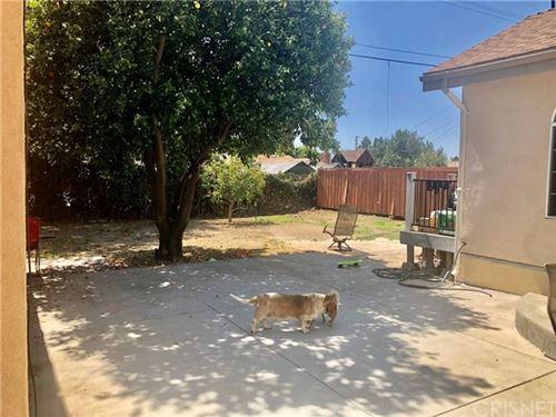 Tiny photo for 15110 Valerio Street, Van Nuys, CA 91405 (MLS # SR21067517)