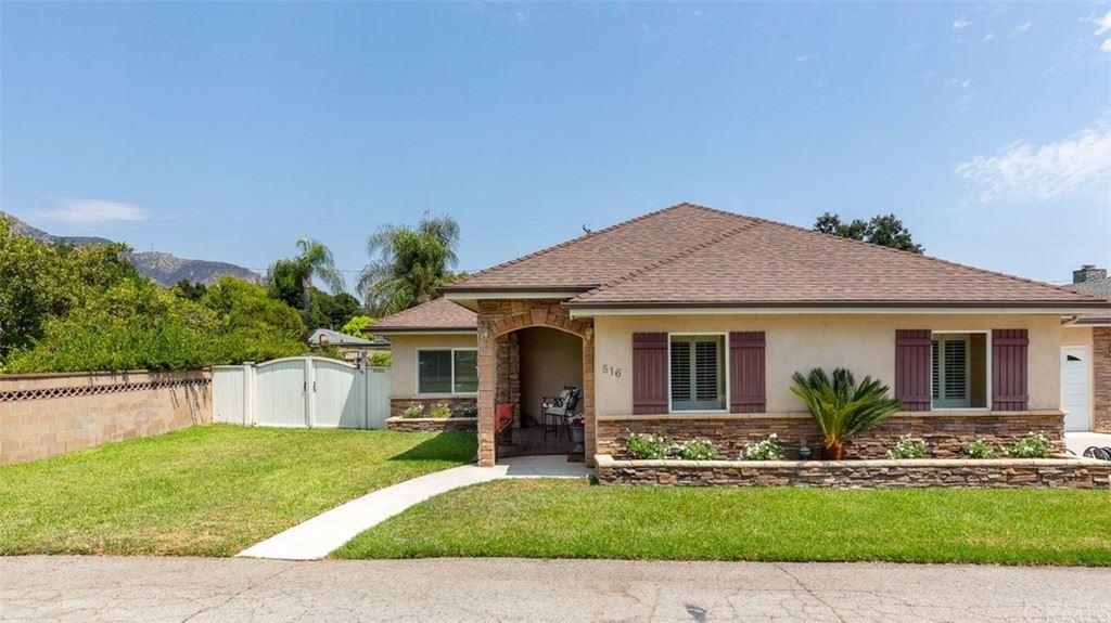 516 La Casita Lane, Monrovia, CA 91016 - MLS#: AR21177517