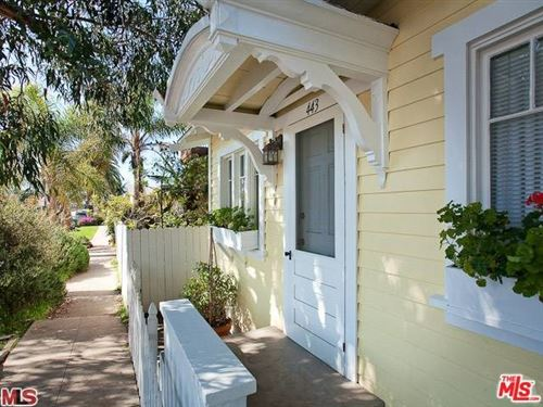 Photo of 443 GRAND #A, Venice, CA 90291 (MLS # 20554518)