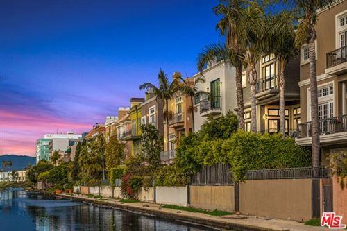 Photo of 3807 VIA DOLCE, Marina del Rey, CA 90292 (MLS # 21705518)