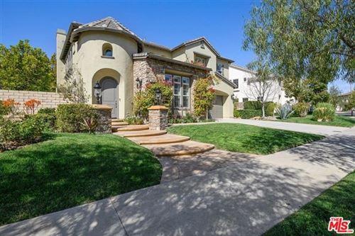Photo of 13891 Eaton Hollow Avenue, Moorpark, CA 93021 (MLS # 21710518)