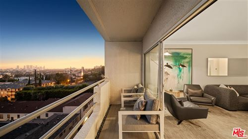 Photo of 1131 Alta Loma Road #509, West Hollywood, CA 90069 (MLS # 21781518)