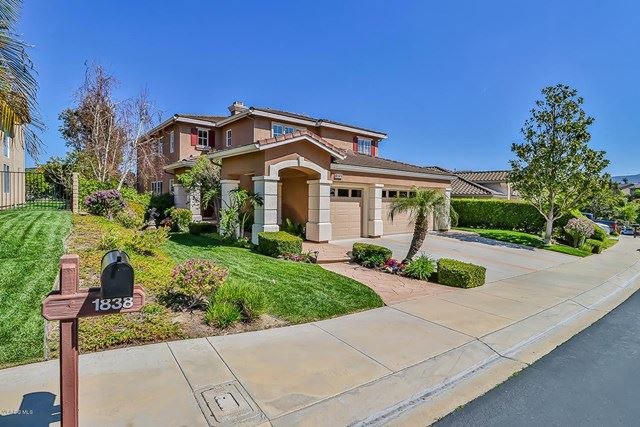 Photo of 1838 Red Robin Place, Newbury Park, CA 91320 (MLS # 220003518)