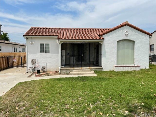 1307 S Palm Avenue, Alhambra, CA 91803 - MLS#: AR21110518