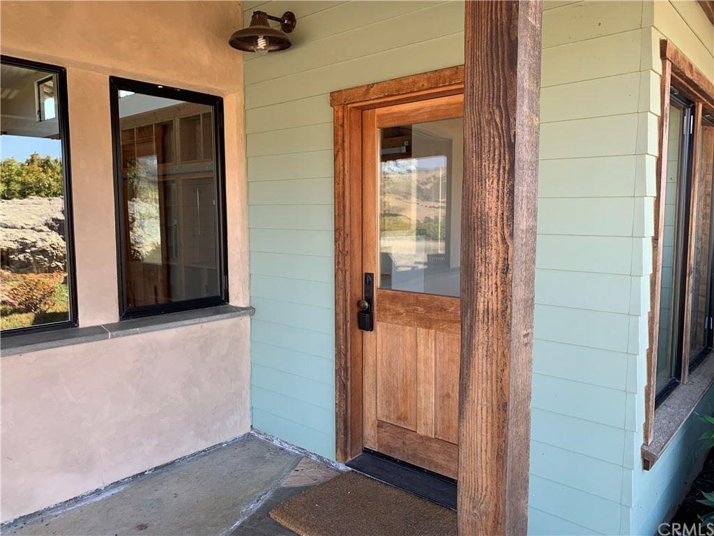 Photo of 3755 Santa Rosa Creek Road, Cambria, CA 93428 (MLS # SC21192518)