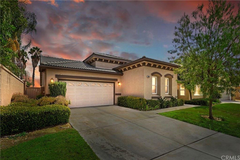 28095 Whisperwood Drive, Menifee, CA 92584 - MLS#: SW21183518