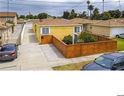Photo of 3425 W 113th Street, Inglewood, CA 90303 (MLS # 320002519)