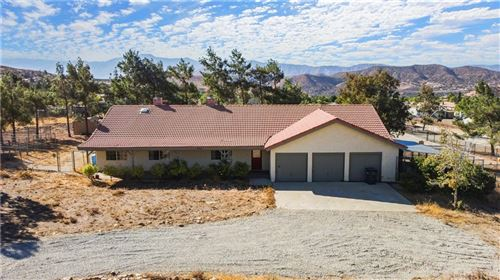Photo of 5444 Shannon Valley Road, Acton, CA 93510 (MLS # SR21231519)