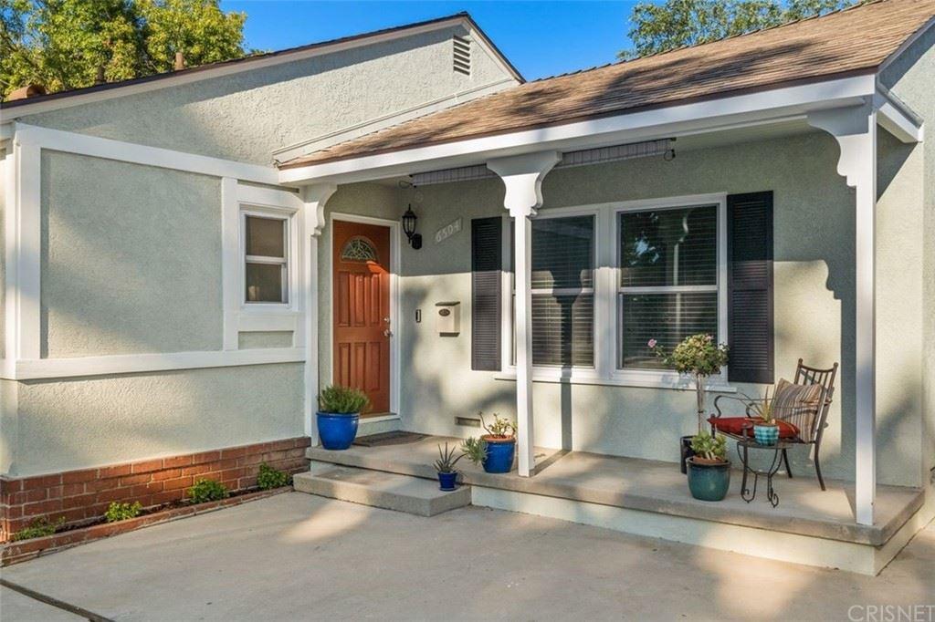 6504 Hanna Avenue, Woodland Hills, CA 91303 - MLS#: SR21204519