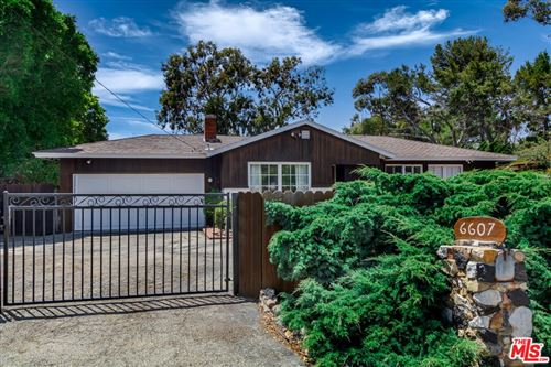 Photo of 6607 WANDERMERE Road, Malibu, CA 90265 (MLS # 19486520)