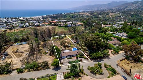 Tiny photo for 6607 WANDERMERE Road, Malibu, CA 90265 (MLS # 19486520)