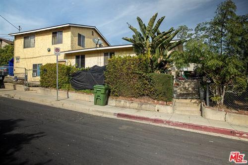 Photo of 707 Rosemont Avenue, Los Angeles, CA 90026 (MLS # 21678520)