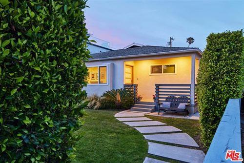 Photo of 3468 Greenwood Avenue, Los Angeles, CA 90066 (MLS # 21743520)