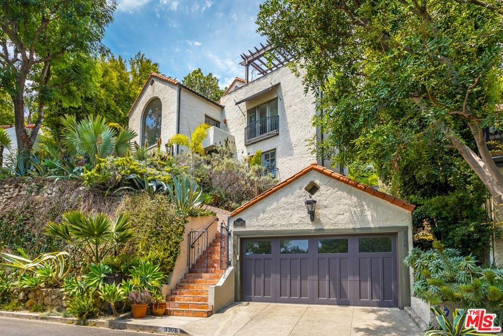 3308 N Knoll Drive, Los Angeles, CA 90068 - MLS#: 21749520
