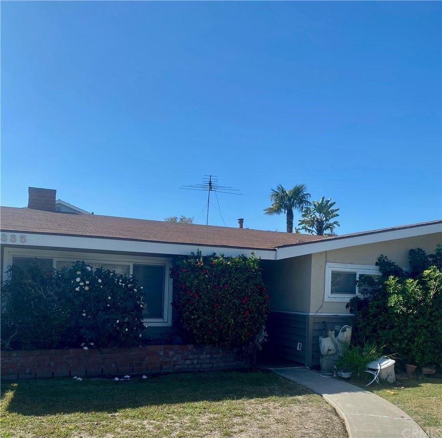 335 University Drive, Costa Mesa, CA 92627 - MLS#: OC21029520