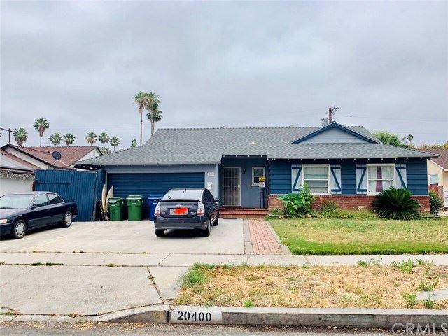 20400 Wyandotte Street, Winnetka, CA 91306 - MLS#: WS20118521