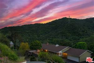 Photo of 3916 MANDEVILLE CANYON Road, Los Angeles, CA 90049 (MLS # 19455522)